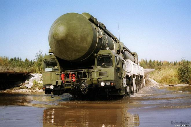 Тополь-М в Серпуховском филиале Военной академии РВСН